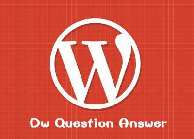 在线问答插件 DW Question & Answer 汉化修改及相关页面模板_图1