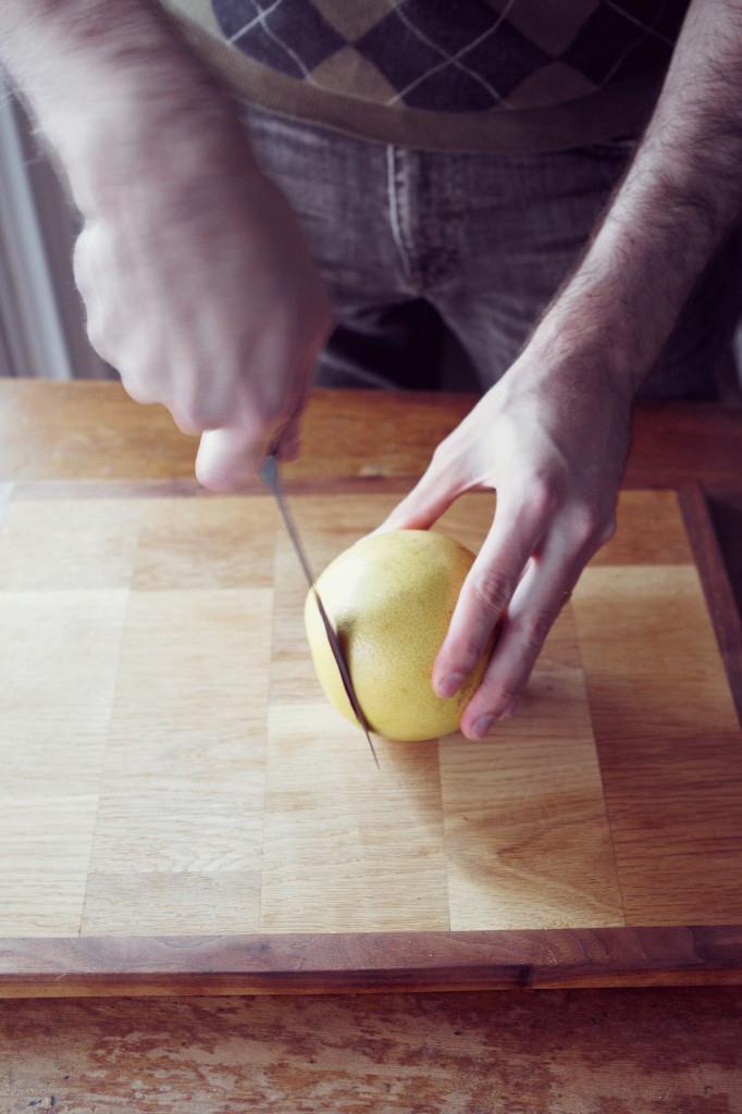 9 个你不得不学的水果去皮起肉技巧