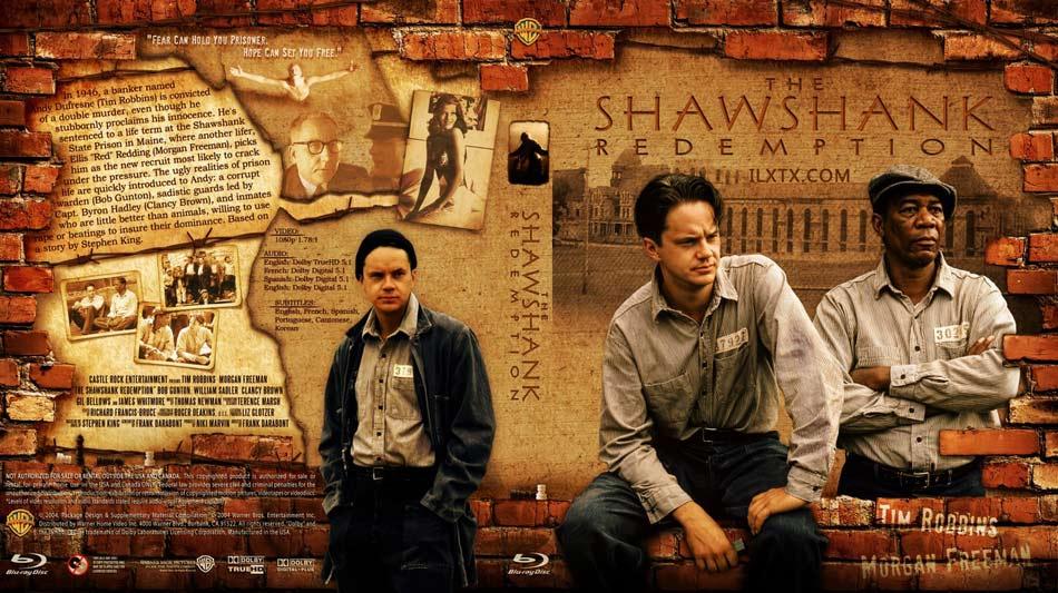 肖申克的救赎 - The Shawshank Redemption(1994) 国外电影