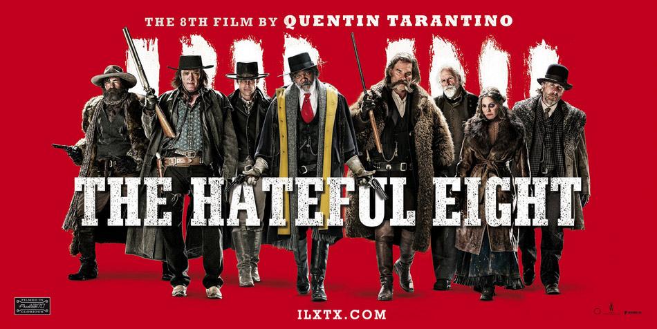 八恶人 - The Hateful Eight(2015) 国外电影