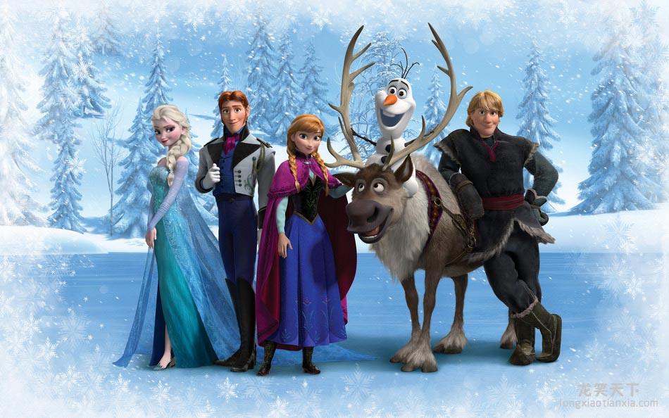 冰雪奇缘 - Frozen(2013)
