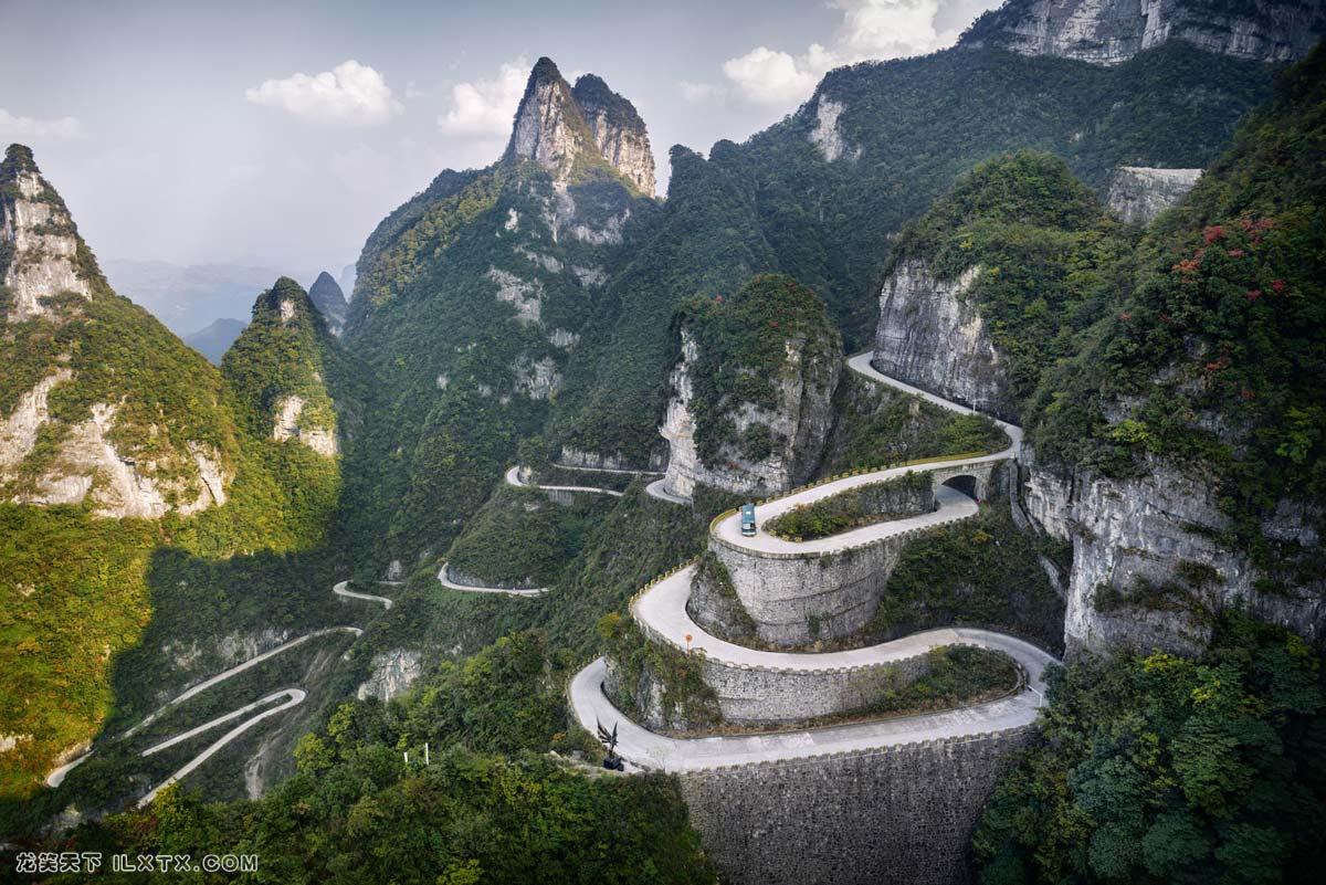 湖南张家界天门山国家公园 - 20141024