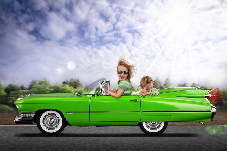 好爸爸:瑞士父亲 PS 女儿照片营造奇幻世界