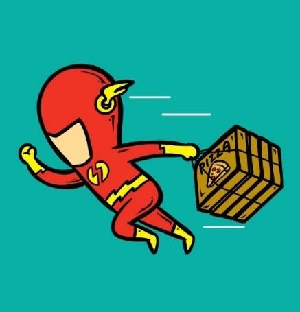 假如超级英雄有了兼职工作
