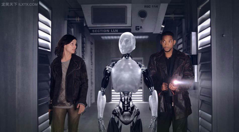 机械公敌--I,Robot(2004)