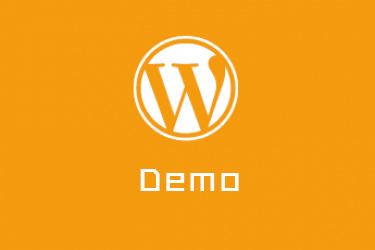 免插件纯代码实现 WordPress 添加主题演示功能 wordpress