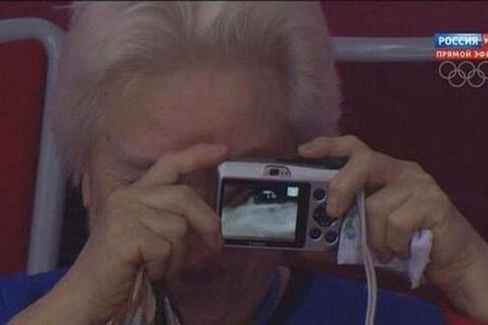 世界十大经典自拍照