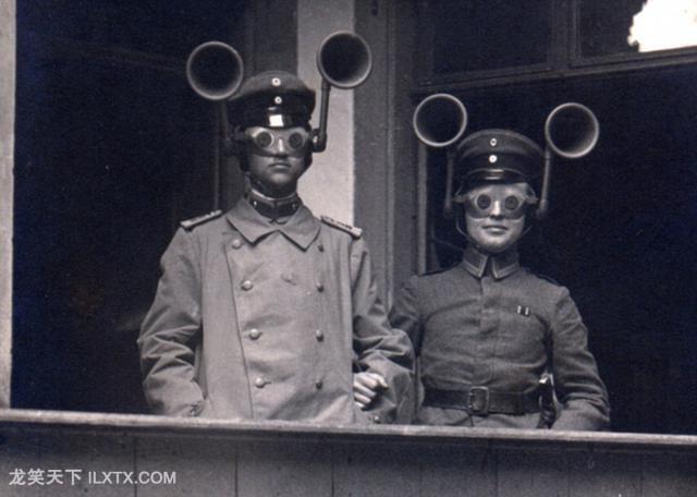 第一次世界大战那些奇葩装备,为了赢大家当时也是蛮拼的 奇闻趣事