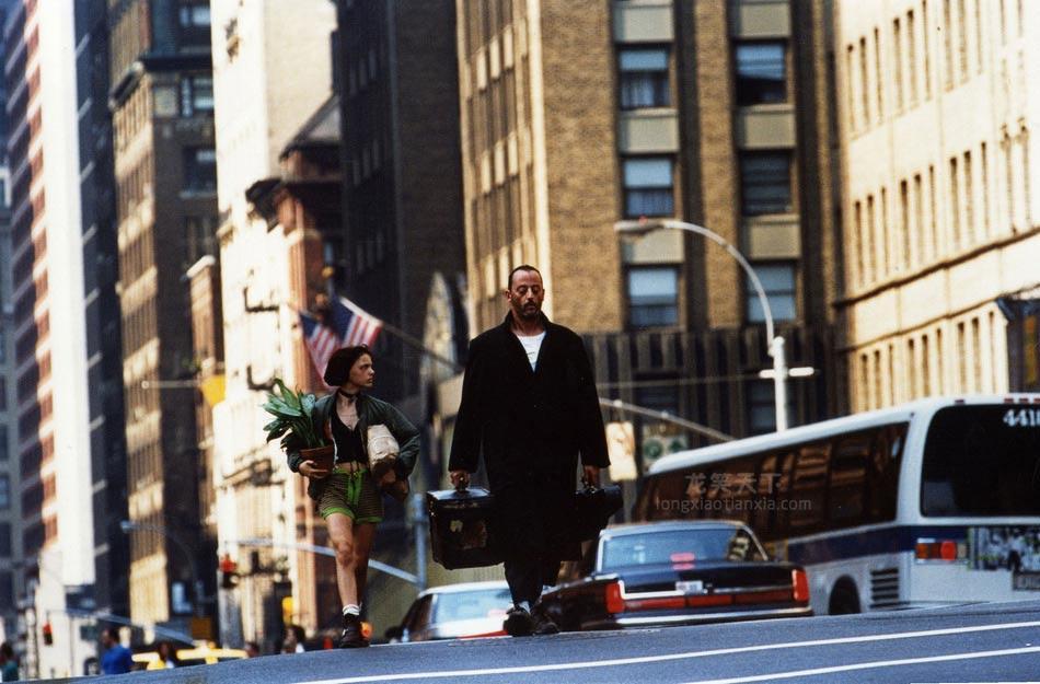 这个杀手不太冷--Léon(1994)