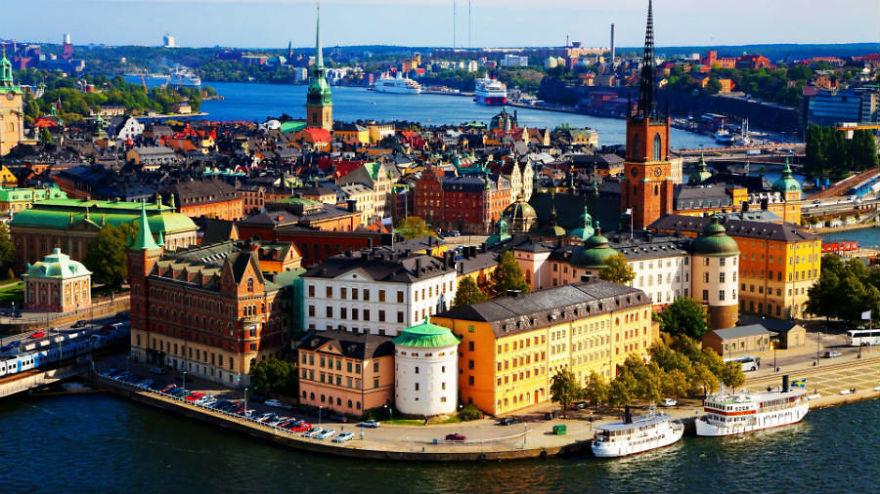 世界上最具吸引力的十座城市